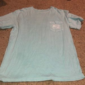 Souther fried cotton t-shirt